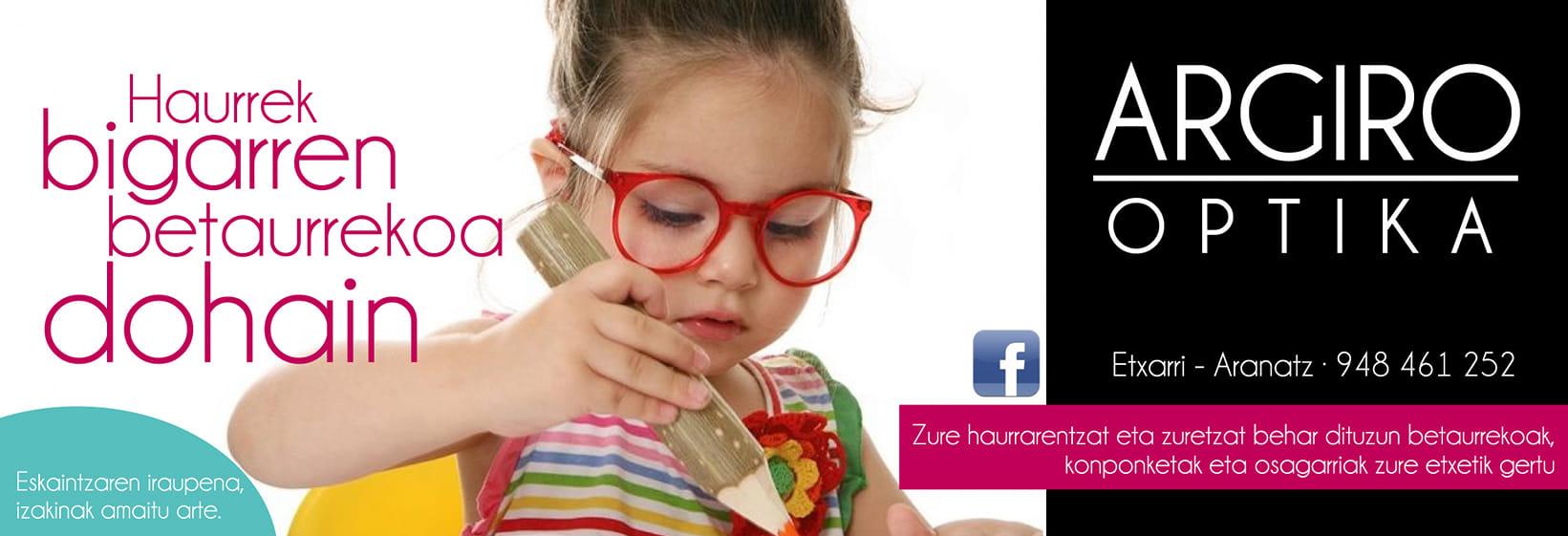 cbc8ffaac3 El segundo para de gafas para niños gratis | Sakanako Gida - Guía de ...